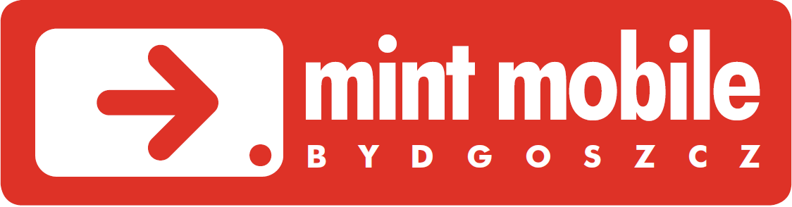 New mobile app Mint Mobile Bydgoszcz - coming soon!